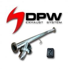 Difusor DPW Hilux SW4