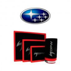 Filtro DPW - Impreza II 2.0R (2005-2007) / Impreza III 1.5 (2007>) / 2.0R (2009>) / 2.5 WRX Sti (2008>)